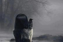 "Cursed - a YA Paranormal Fiction Episodic Idea Board / Ideas and inspiration for ""Cursed"" a YA paranormal fiction episodic I'm developing."