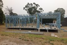Doncaster Display Suite / Factory Built display suite to be situated in Doncaster, Victoria.