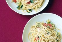 Pasta comfort food / by Denise Bondy