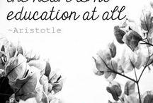 children, school & education