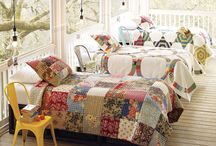 QUILTS / Warm, cosy, practical and for heirlooms...quilts