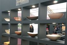 Glass Design at Decorex 2017 ... / Decorex 2017 saw Glass Design display a selection of their vast range of basins & tap, door & drawer handles. Each piece is testimony to the material mastery & artistry with which the company has become synonymous. Tuscany-based Glass Design employs only the finest materials, among them 24% lead-content De'Medici® crystal, glass from Florence Glass Atelier® & Murano® as well as several glass-derivative alloys & polymers including VetroFreddo®, Pert®, Alumix® & TeknoForm® ... www.glassdesign.it