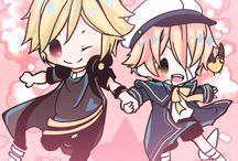 Oliver y YOHIOloid
