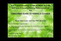 Carpet Cleaning In Enfield Co. Meath