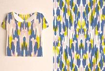 Textiles & Patterns <3