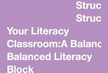 Literacy blocks
