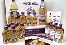 Kampania Żołądkowa Gorzka / Kampania dla nowego produktu Żołądkowa Gorzka z Figą.