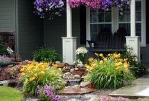 Gardening Ideas / by Cindy Mueller-College