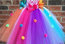 Candy Kostüme