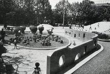playground \\ retro