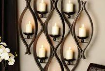 candele e candelabri