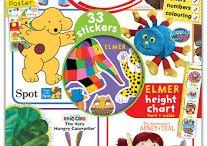 Children's Magazines (UK, Aus & NZ) / Redan Publishing magazines