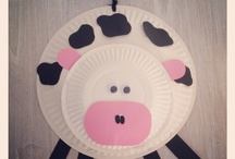 paper plates crafts