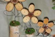 ozdoby z dreva