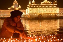 Diwali in Golden Temple / Imagine millions of Candles and Diyas lighting up the iconic Golden Temple in Amritsar and then a grand show of Fireworks. You need to see it with your very own eyes to understand the beauty of the Diwali night in Amritsar