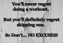Fitness/Workin out   / by Cheyenne Platz