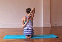 Yoga cervicales