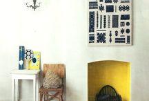 Room inspiration / wall deco