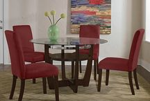 Rise and Dine / Deck out the dining room with these Furniture.com pieces. / by Furniture.com