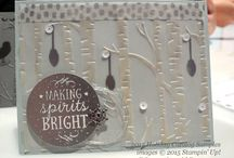 Stampin' Up! - Among the Branches