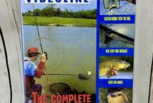 FISHING VIDEOS IN MY EBAY SHOP FOR SALE