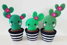 crochet plantes