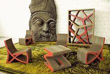 Corrugated cardboard & related