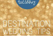 Destination Wedding Tips / New #destinationweddingtips published on Tuesdays, Thursdays and Saturdays by #destinationwedding #travelagent Jolyn of #wanderloveweddings / by Wander Love Weddings & Travel