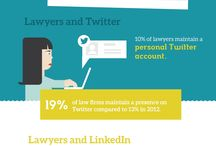 Social Media and Law / Issues about social media for lawyers and legal field.