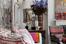 Living Rooms We Like / Interior design, here we have collected our favourite living rooms from around the world. Great ideas to get your creative juices flowing and to brighten up tired paint and furniture and to show your most lived in room some love.
