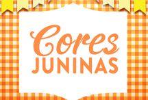 Cores Juninas