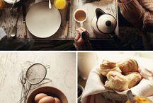 Food styling + photo