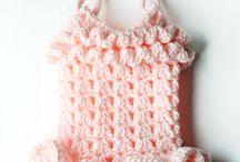 Palillo y Crochet - Bebé