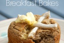 Paleo Baking / Baking that is or can be adapted to be Paleo