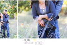 Alison Mish Photography | Pittsburgh Engagement Photos / by Alison Mish
