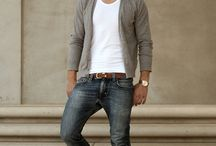 Dom / Men's fashion and casual outfit ideas.