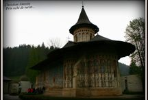 Monasteries in Romania. Amazing, famous and unique / Amazing, famous, unique monasteries in Romania...