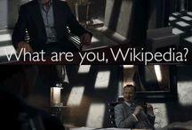 Wikipedia fun