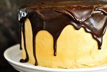 Όμορφες τούρτες, γλάσσα και κρέμες διακόσμησης / Ιδέες για όμορφες τούρτες, γλάσσα, κρέμες διακόσμησης, ζαχαρόπαστα και χίλιες δυο ιδέες
