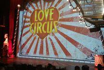 Love Circus at the Folies Bergère Paris