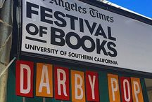 Los Angeles Times: Festival of Books 2015 / Darby Pop Publishing at the Los Angeles Times: Festival of Books 2015.