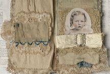 Fabric Books & Wall Hangings