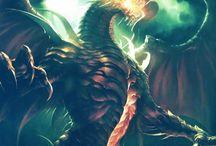 fanart / dragon