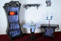 Dark Wonderland / Our dark whimsical design line
