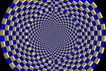 illusions d'optique et Trompe-l'œil