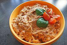 Mozzarella- Tomaten-Dip