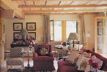 madeira / sala madeira