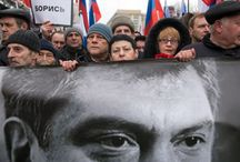 Boris Nemcov / Борис Немцов / Нет слов. Траурный марш в фото / Boris Nemcov / Борис Немцов