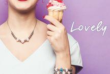 Fresh Colors | Summer 2017 / Spazio al colore e all'allegria! Rendi unico e frizzante il tuo look con i gioielli della collezione  Fresh Colors