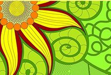 Adult Coloring Books / Adult coloring books recommendations and beautifully colored pages by fans from www.coloringcraze.com. Coloring pages for adults, stress relief zentangles and artistic mandalas. http://www.amazon.com/Adult-Coloring-Books-Illustrators-Alliance/e/B00ZFX55JS/